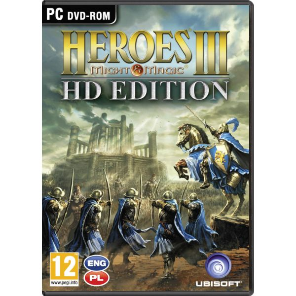 Heroes of Might and Magic 3 CZ (HD Edition)