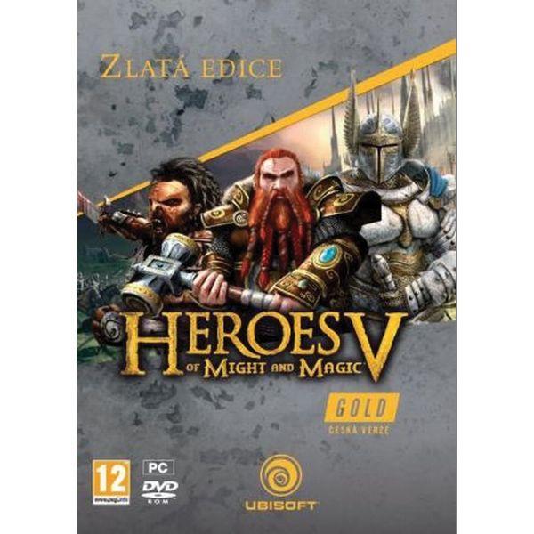 Heroes of Might and Magic 5 CZ (Zlatá Edícia)