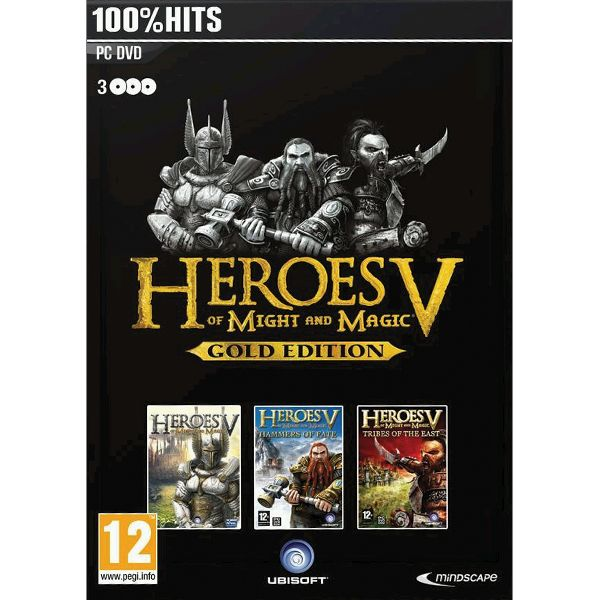 Heroes of Might and Magic 5 (Gold Edition)