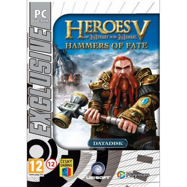 Heroes of Might and Magic 5: Hammers of Fate CZ
