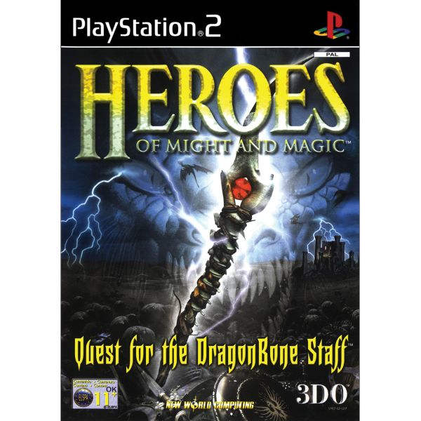 Heroes of Might and Magic: Quest for the DragonBone Staff