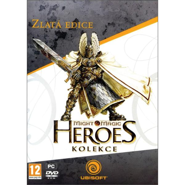 Heroes of Might & Magic Kolekcia (Zlatá edícia)
