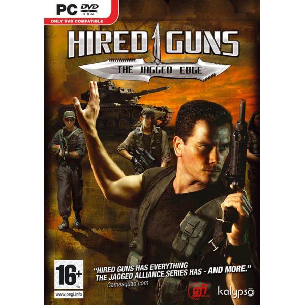 Hired Guns: The Jagged Edge CZ