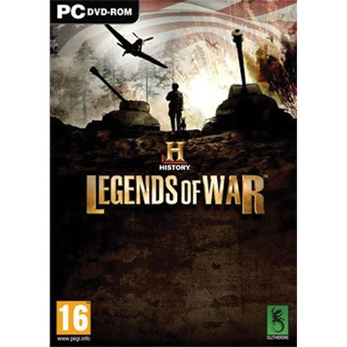 History: Legends of War PC