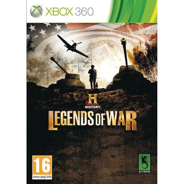 History: Legends of War XBOX 360