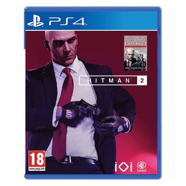 Hitman 2 [PS4] - BAZÁR (použitý tovar)