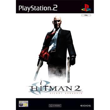 Hitman 2: Silent Assassin [PS2] - BAZÁR (použitý tovar)