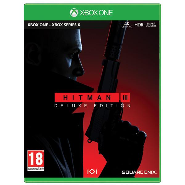 Hitman 3 (Deluxe edition) XBOX ONE