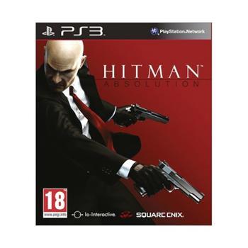Hitman: Absolution-PS3 - BAZÁR (použitý tovar)