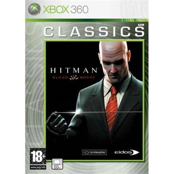 Hitman: Blood Money [XBOX 360] - BAZ�R (pou�it� tovar)