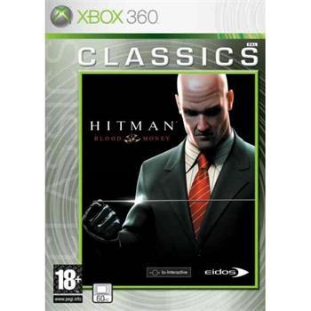Hitman: Blood Money [XBOX 360] - BAZÁR (použitý tovar)