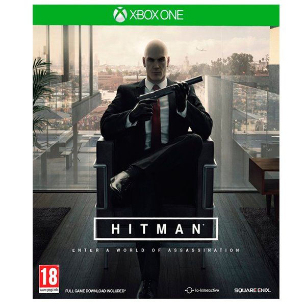 Hitman (Collector's Edition) XBOX ONE