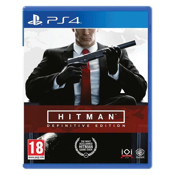 Hitman (Definitive Edition) [PS4] - BAZÁR (použitý tovar)