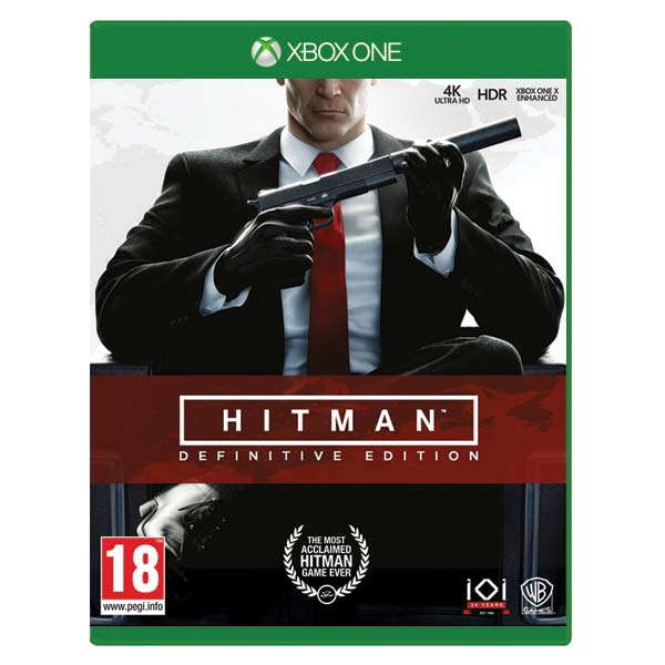 Hitman (Definitive Edition) XBOX ONE