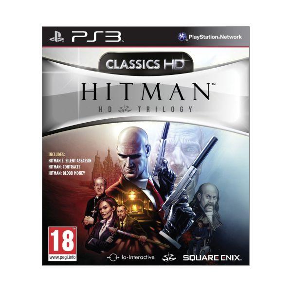 Hitman (HD Trilogy) [PS3] - BAZÁR (použitý tovar)
