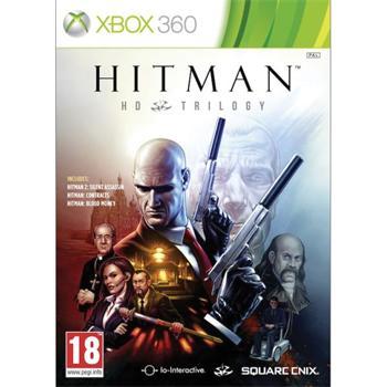 Hitman (HD Trilogy) [XBOX 360] - BAZÁR (použitý tovar)