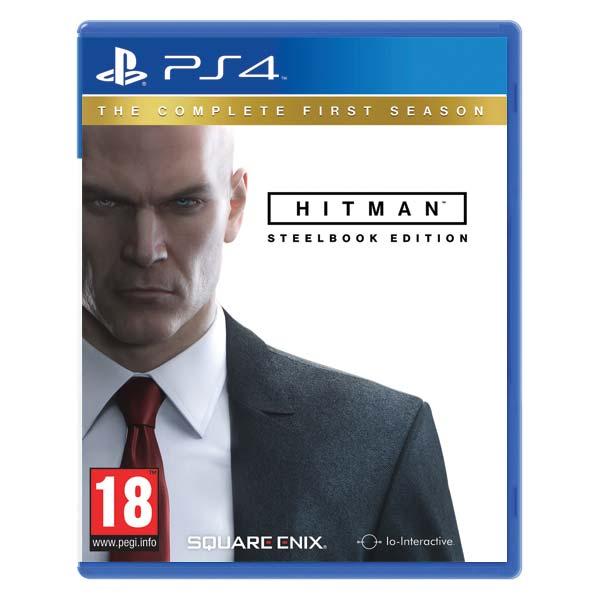 Hitman: The Complete First Season [PS4] - BAZÁR (použitý tovar)