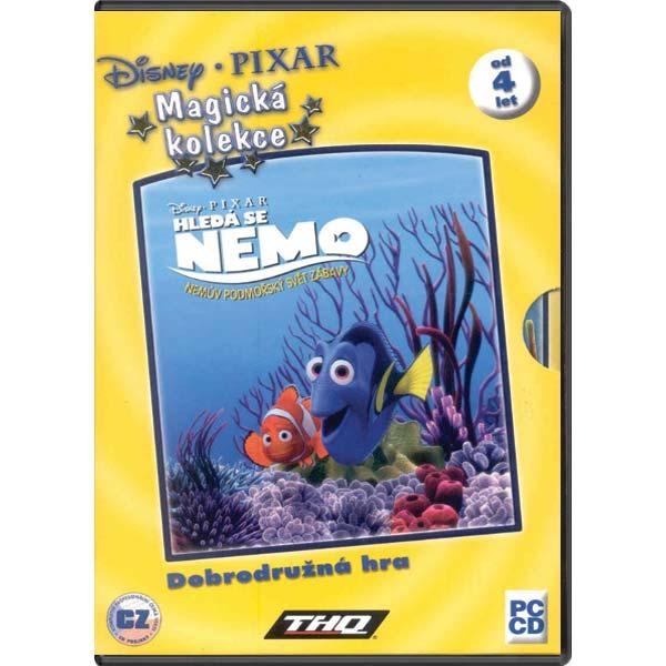 H¾adá sa Nemo: Nemov podmorský svet zábavy CZ