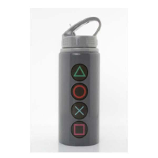 Hliníková Fľaša PlayStation Buttons (PlayStation)