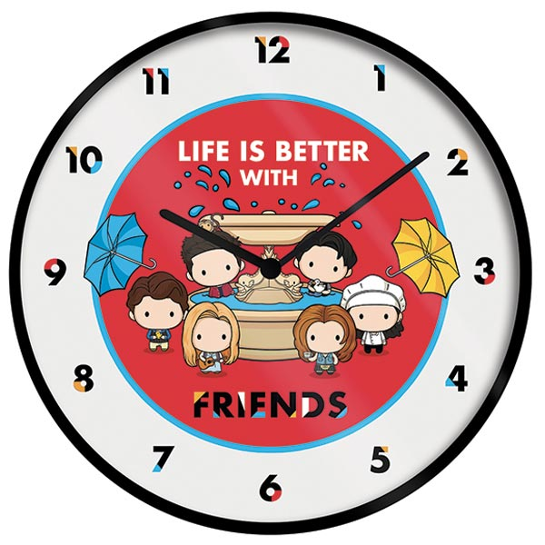 Hodiny Life Is Better With Friends (Friends) GP85516