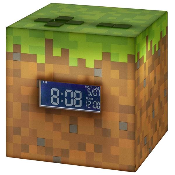 Hodiny s budíkom (Minecraft)