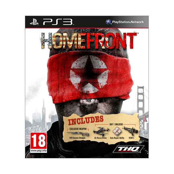 Homefront (Exclusive Resistance Multiplayer Pack) PS3