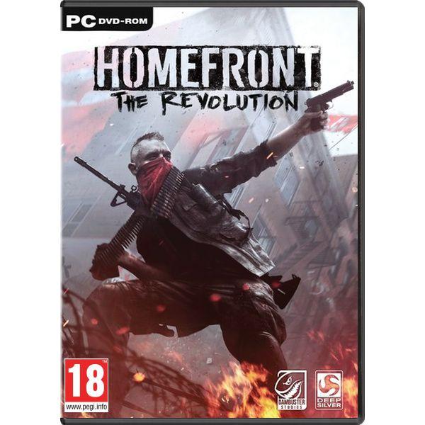 Homefront: The Revolution CZ