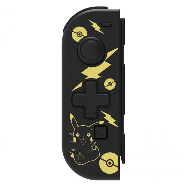 HORI D-pad Controller (L) (Pikachu Black Gold Edition)