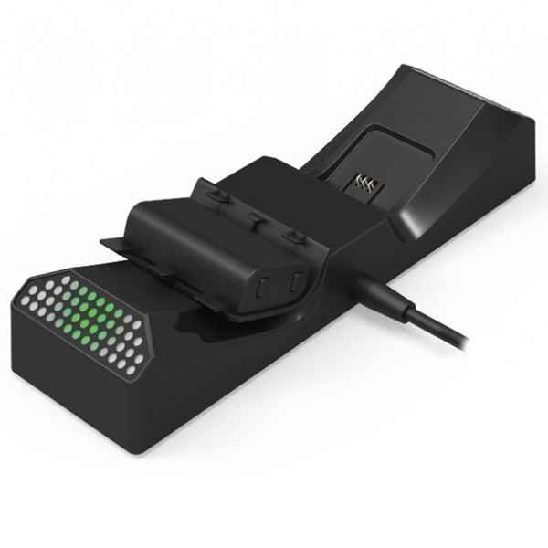 HORI Dual Charge Station Designed for Xbox Series X | S & Xbox One AB10-001U