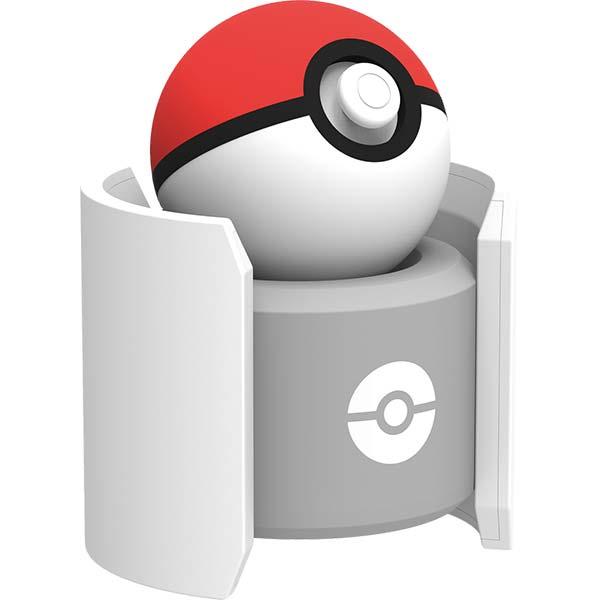 HORI Pokéball Plus nabíjacia stanica pre konzoly Nintendo Switch, biely