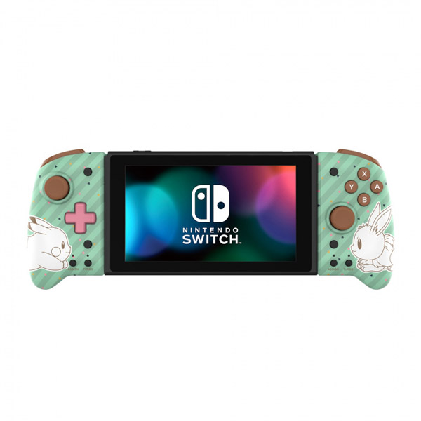 HORI Split Pad Pro for Nintendo Switch (Pokémon: Pikachu & Eevee)