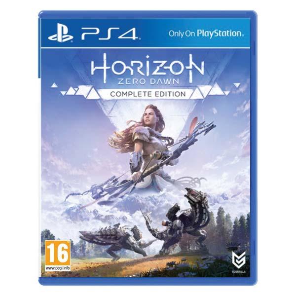 Horizon: Zero Dawn (Complete Edition) [PS4] - BAZÁR (použitý tovar)