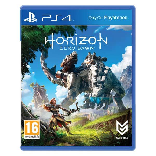 Horizon: Zero Dawn [PS4] - BAZÁR (použitý tovar)