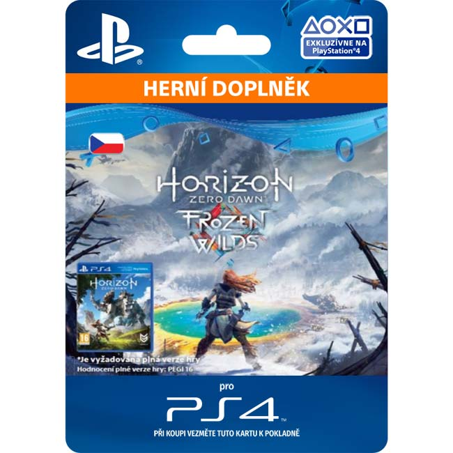 Horizon Zero Dawn: The Frozen Wilds (CZ)
