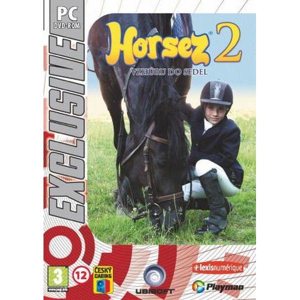 Horsez 2: Hor sa do sediel CZ