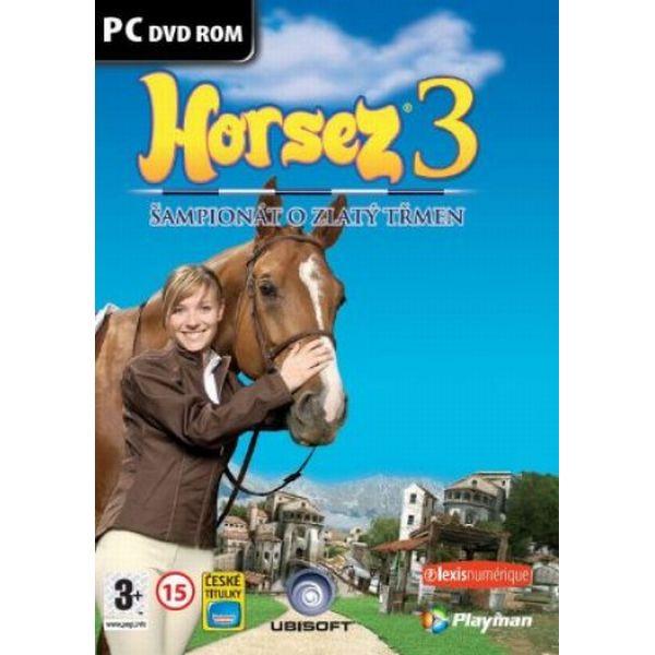 Horsez 3: Šampionát o zlatý strmeň CZ