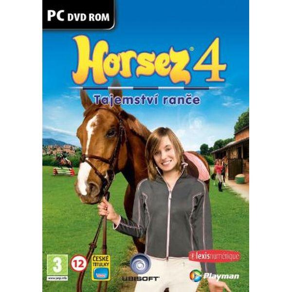 Horsez 4: Tajomstvo ranča CZ