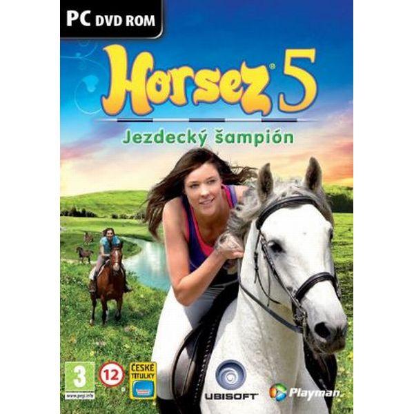 Horsez 5: Jazdecký šampión CZ
