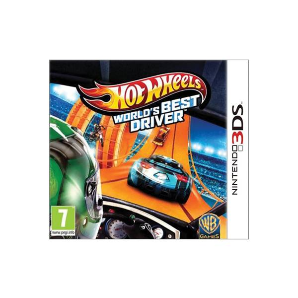 Hot Wheels: World´s Best Driver