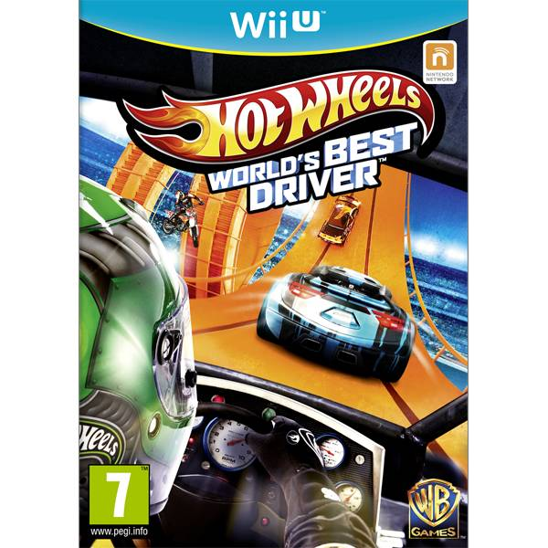 Hot Wheels: World�s Best Driver
