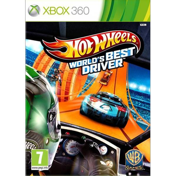 Hot Wheels: World´s Best Driver