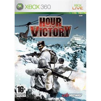 Hour of Victory [XBOX 360] - BAZÁR (použitý tovar)