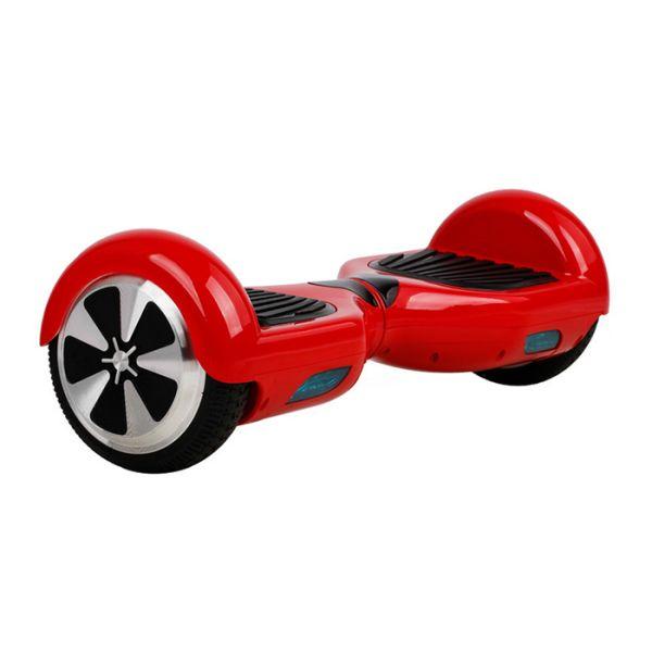 """Hoverboard Arašid 6,5"""", červený"""