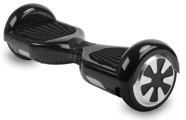 """Hoverboard Arašid 6,5"""", čierny - OPENBOX (Rozbalený tovar s plnou zárukou)"""