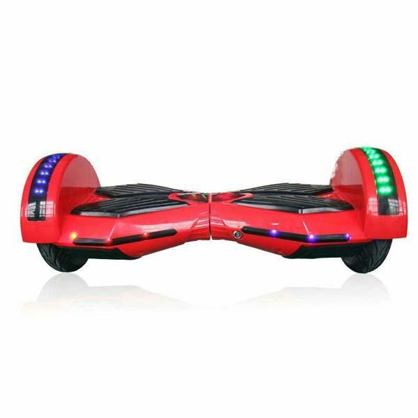 """Hoverboard Arašid 8"""", èervený"""
