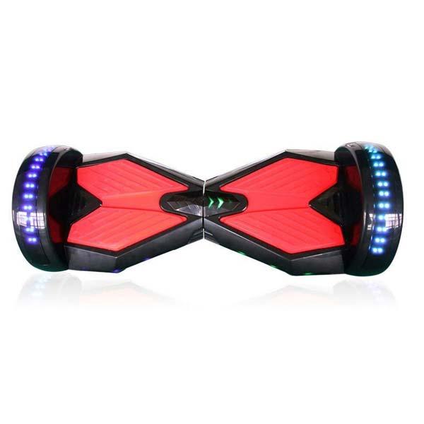 """Hoverboard Arašid 8"""", èierny"""