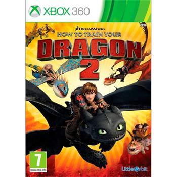 How to Train Your Dragon 2 [XBOX 360] - BAZÁR (použitý tovar)