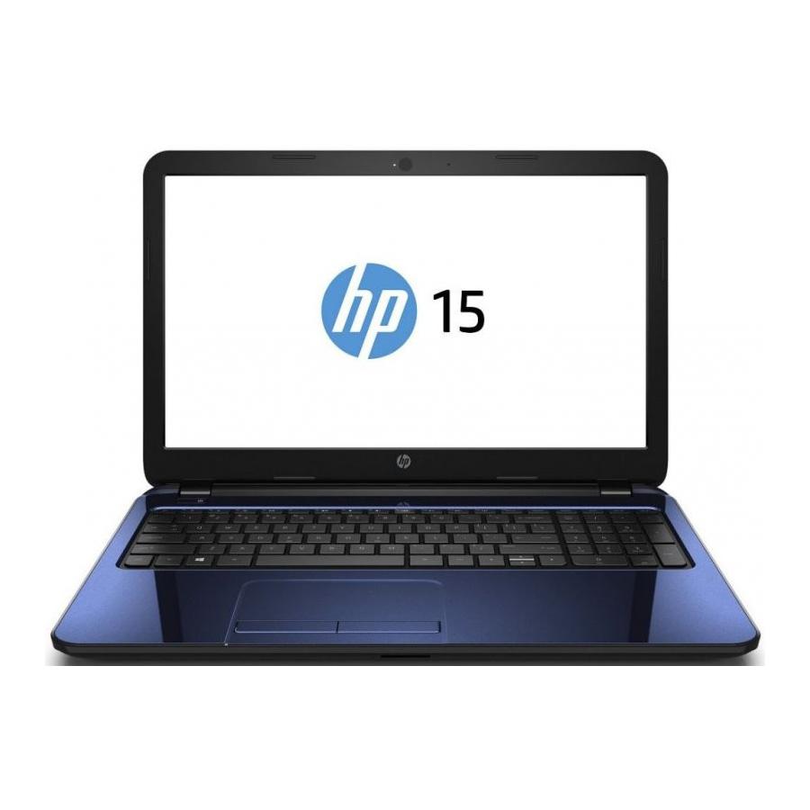 HP 15-R153NC; Core i3 4005U 1.7GHz/4GB RAM/750GB HDD/HP Remarketed