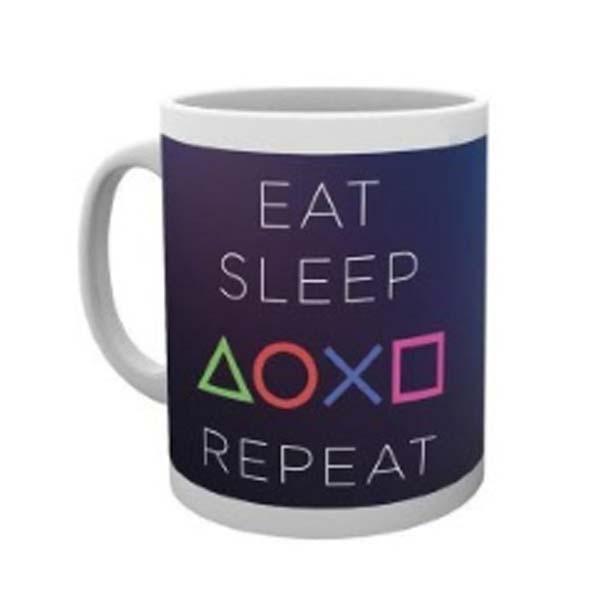 Hrnèek Eat Sleep Play Repeat (PlayStation)