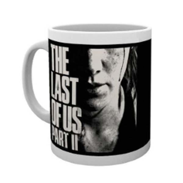 Hrnček Ellie's Face (The Last of Us Part II)